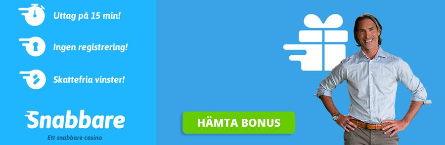 snabbare bonus